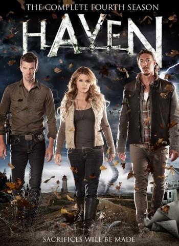 Haven sezon 4 (2013) – DVD