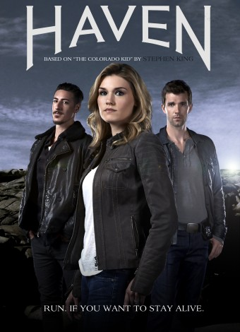 Haven sezon 5 (2014) – DVD