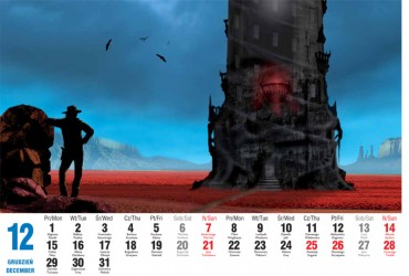 Kalendarz 2008 kalendarium