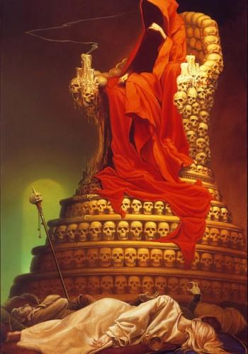 MW Mroczna Wieża – Michael Whelan – 5