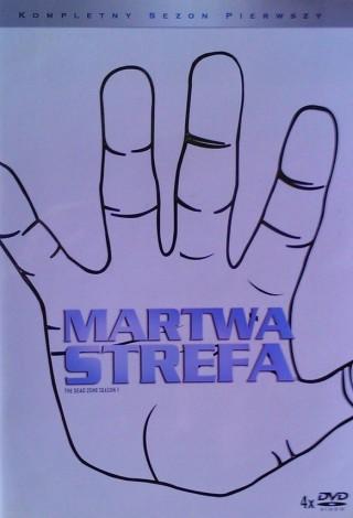 Martwa strefa sezon 1 (2002) – DVD