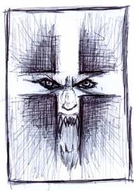 Miasteczko Salem – szkic