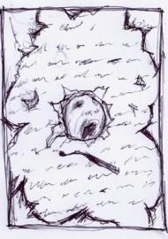 Misery – szkic