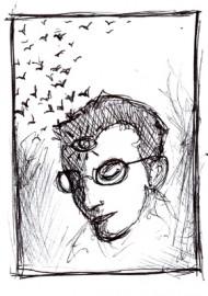 Mroczna połowa – szkic