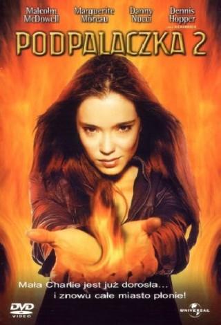 Podpalaczka 2 (2002) – DVD