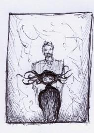 Podpalaczka – szkic