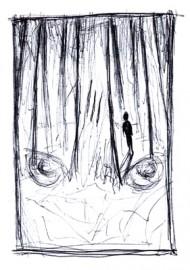 Pokochała Toma Gordona – szkic