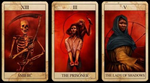 Powołanie trójki – karty tarota