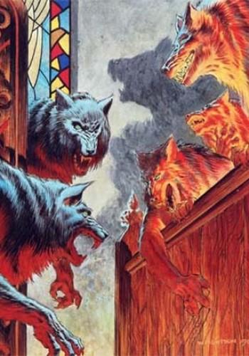 Rok wilkołaka – Bernie Wrightson – 14