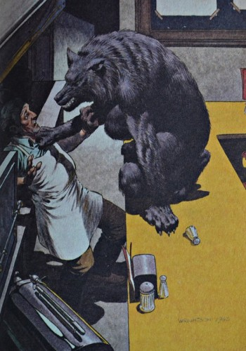 Rok wilkołaka – Bernie Wrightson – 17