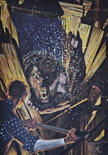 Rok wilkołaka – Bernie Wrightson – 2