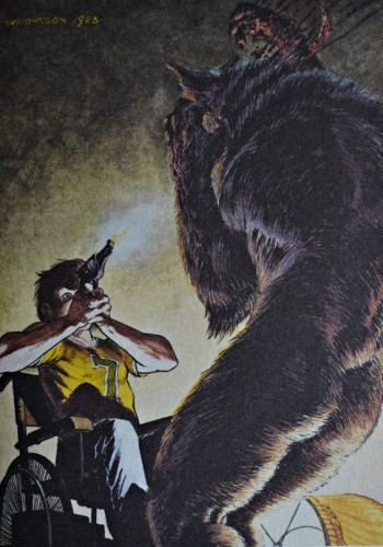 Rok wilkołaka – Bernie Wrightson – 35