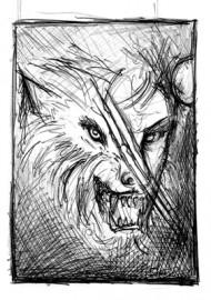 Rok wilkołaka – szkic