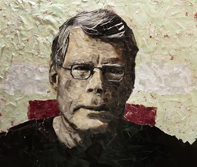 Stephen King Wired