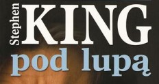 Stephen King pod lupą zajawka