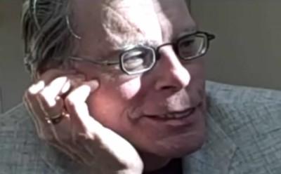 Stephen King - wywiad kindle