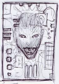 Stukostrachy – szkic