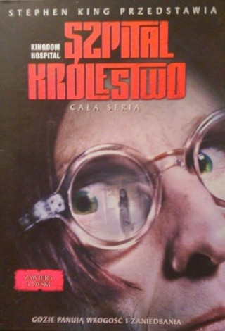 Szpital Królestwo (2004) – DVD