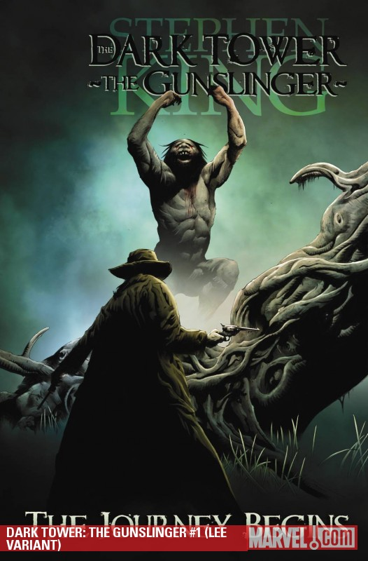 The Dark Tower The Journey Begins #1 wariant