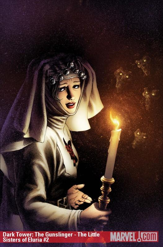 The Dark Tower he Little Sisters of Eluria #2