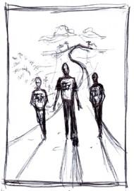 Wielki Marsz – szkic