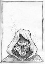 Wilki z Calla – szkic