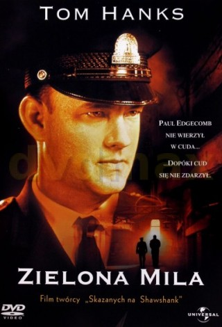 Zielona mila (1999) – DVD