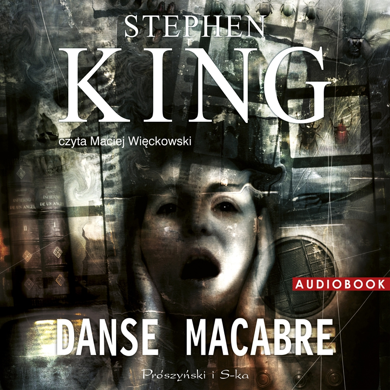 Danse Macabre - Audiobook