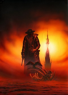 Mroczna Wieża tom I