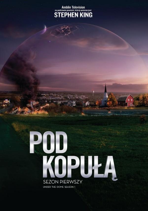 Pod kopułą sezon 1 DVD PL