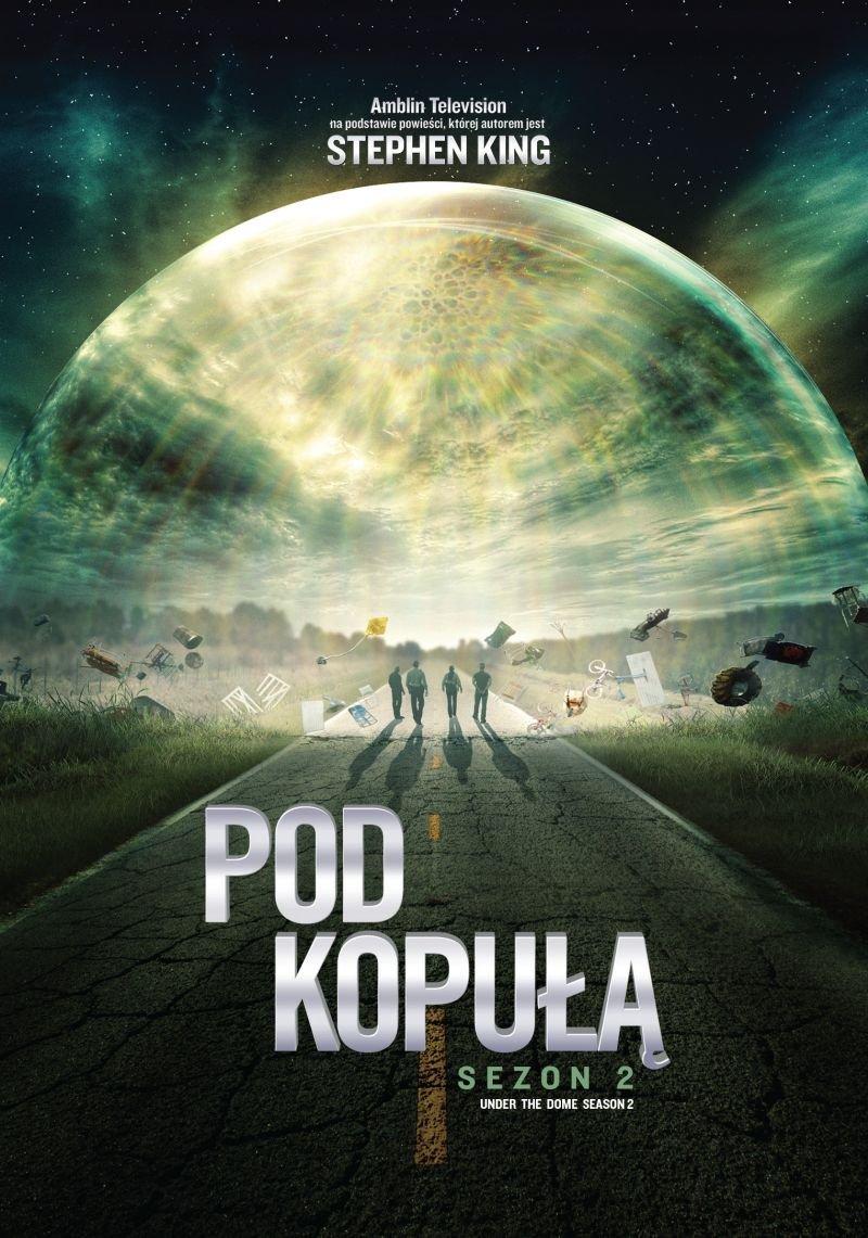 Pod kopułą sezon 2 DVD