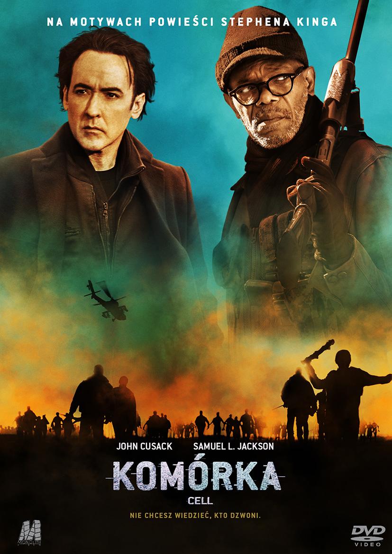 Komorka - DVD