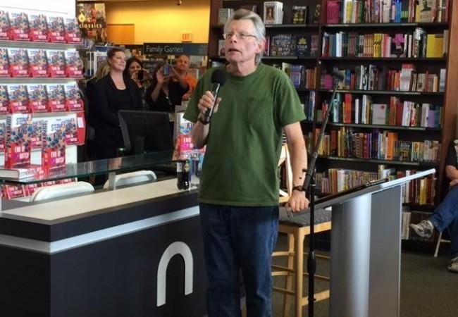Stephen King w Reno 1