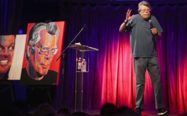 Stephen King w Tulsa 3
