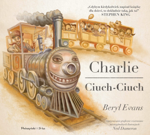 Charlie Ciuch Ciuch