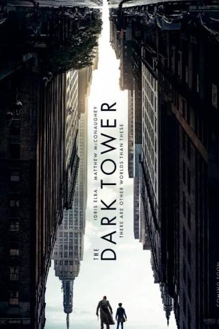 Mroczna Wieża – plakat