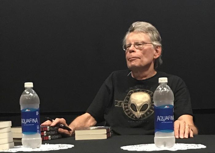 Stephen King w Bangor