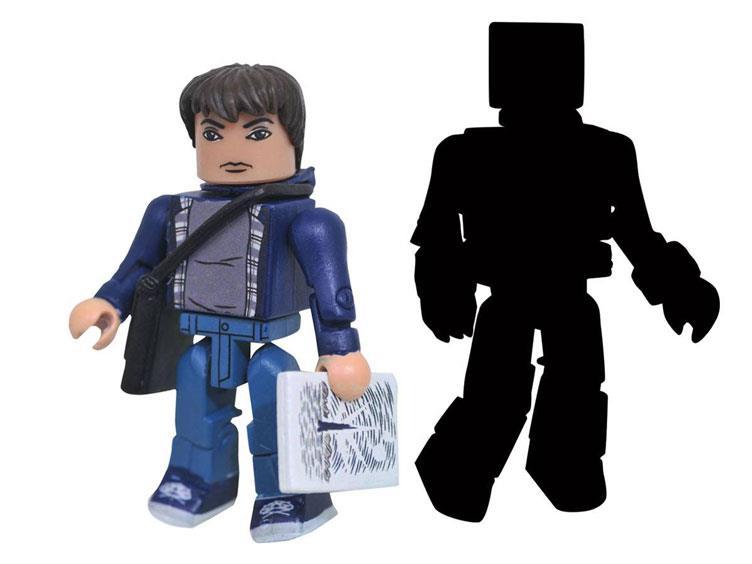 Figurki Mroczna Wieża - Jake i nieznana postać