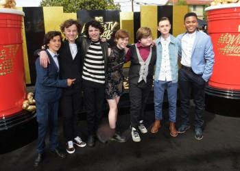 Klub Frajerów na ceremoni MTV 2