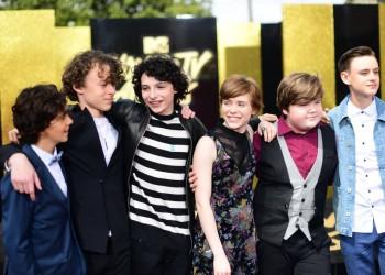 Klub Frajerów na ceremoni MTV 4