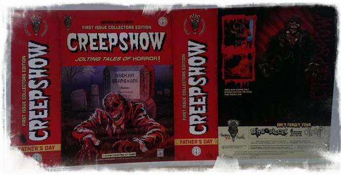 Figurka Creepshow – pudełko – 01