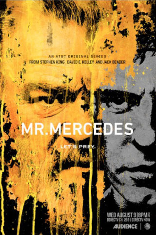 Mr Mercedes – plakat