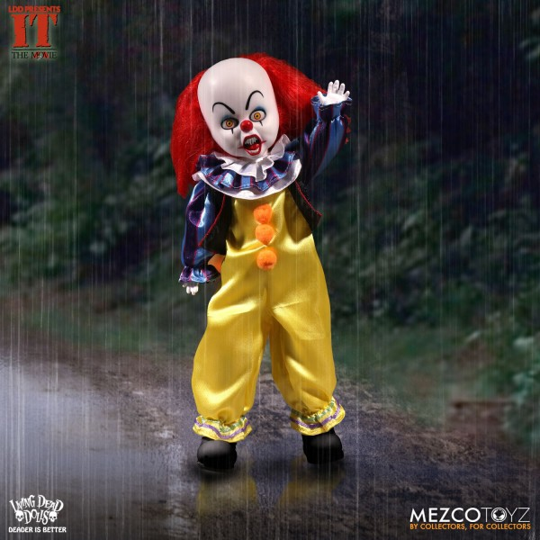 Living Dead Dolls – Pennywise – 01