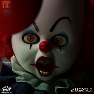 Living Dead Dolls – Pennywise – 03