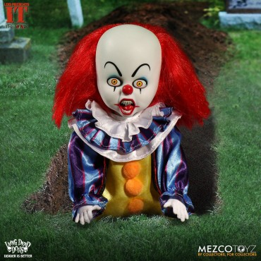 Living Dead Dolls – Pennywise – 04