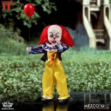Living Dead Dolls – Pennywise – 07