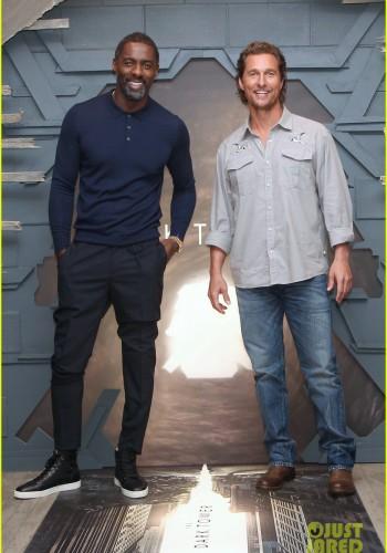 Matthew Mcconaughey i Idris Elba 3