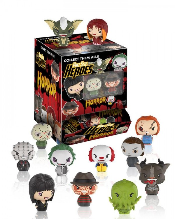 Pint Size Heroes – Horror