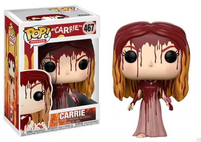 Pop Movies – Carrie – Carrie White