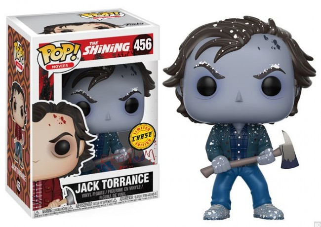 Pop Movies – Shining – Jack Torrance (Frozen Variant)